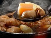 ■朝食バイキング/山形名物『いも煮』 ※一例
