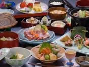 ■蔵王山懐膳/山形の旬の味覚たっぷりの和食膳をご堪能ください。