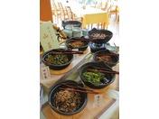 ■朝食バイキング一例/蔵王の山菜をお召上がり下さい