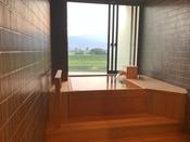 <2019年7月完成>準特別室-清瀬-檜の露天風呂で<美肌の湯と絶景>に酔いしれる。