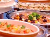 ◆和洋中のバイキング朝食(年中無休)