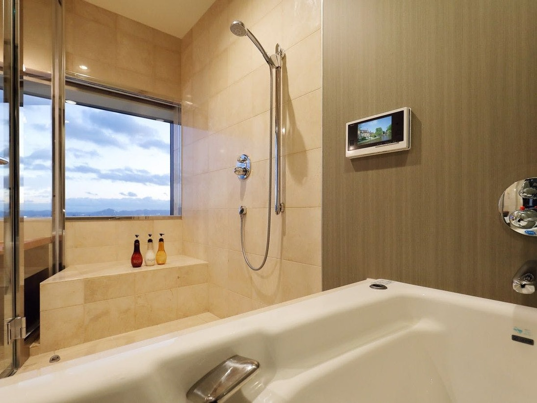 ANAクラウンプラザホテル岡山で最もラグジュアリーなスイートルーム