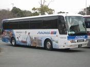 伊勢志摩近鉄リゾートホテル⇔内宮間を毎日運行中『パールシャトル』