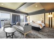 グランドデラックスツイン/42平米/ベッド幅110cm