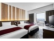 スーペリアツイン/25平米/ベッド幅110cm