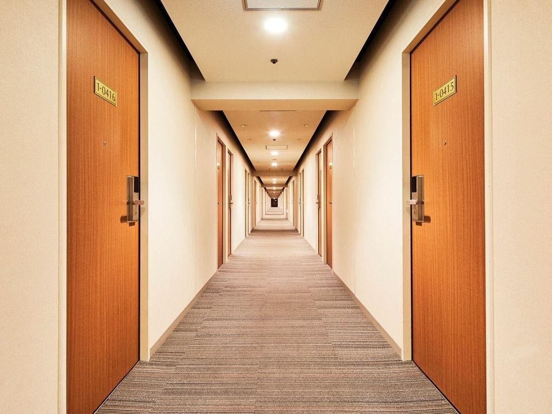イーストタワー 客室廊下 (イメージ)