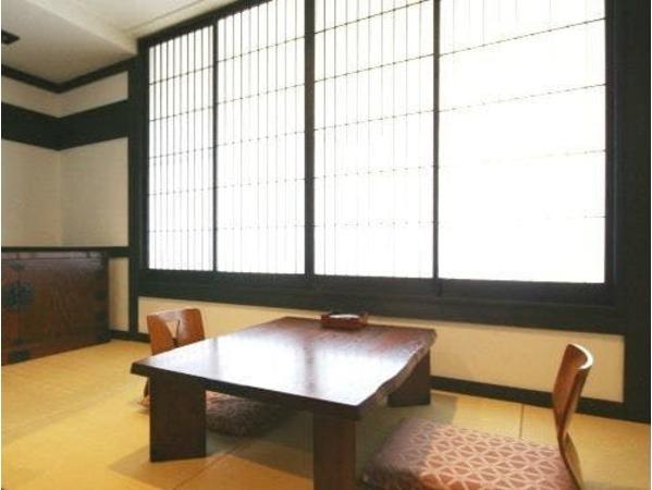 ツインルーム 畳敷きスペース