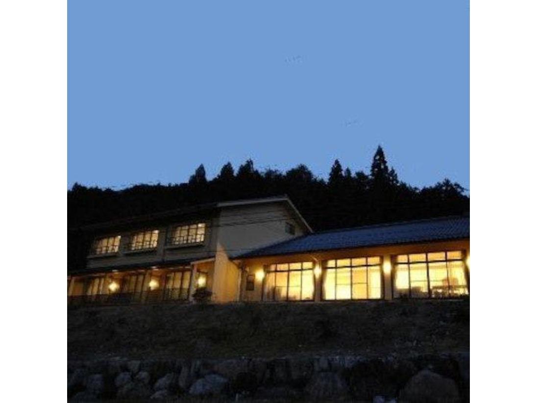くつろぎの宿 トロン温泉 神明山荘