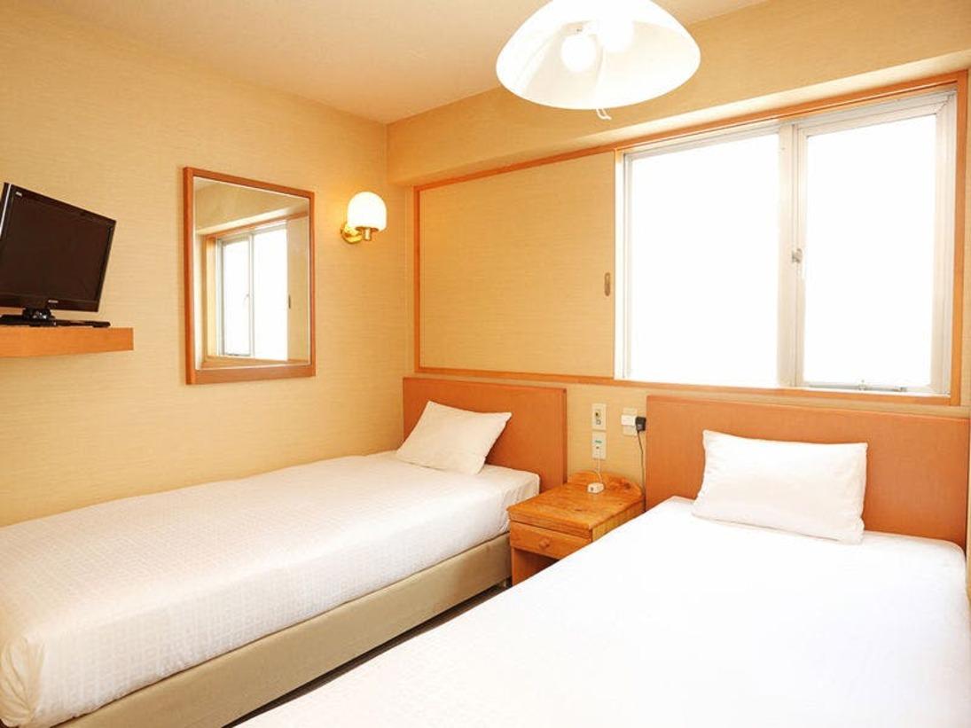 12平米 ベッド95×195