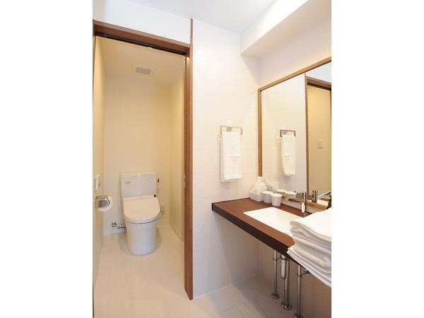 デラックスツインルーム(バスルーム1)