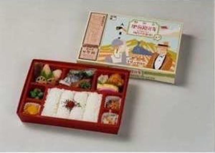 【Tポイント1%】選べる7種類+お茶!!<九州駅弁当付きプラン>