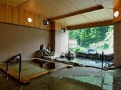 女性大浴場(古代檜使用)
