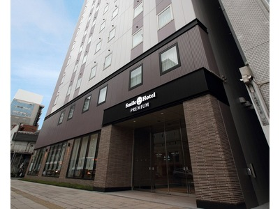 スマイルホテルプレミアム札幌すすきの