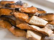和食派のお客様に嬉しい焼き魚。
