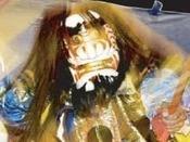 地元由布市の伝統芸能「神楽」の定期公演が月に一度開催しています。 今月の神楽座は「雲取神楽座」です。 皆様お誘い合わせの上お越しください。