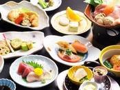 会席料理イメージ(お部屋食)