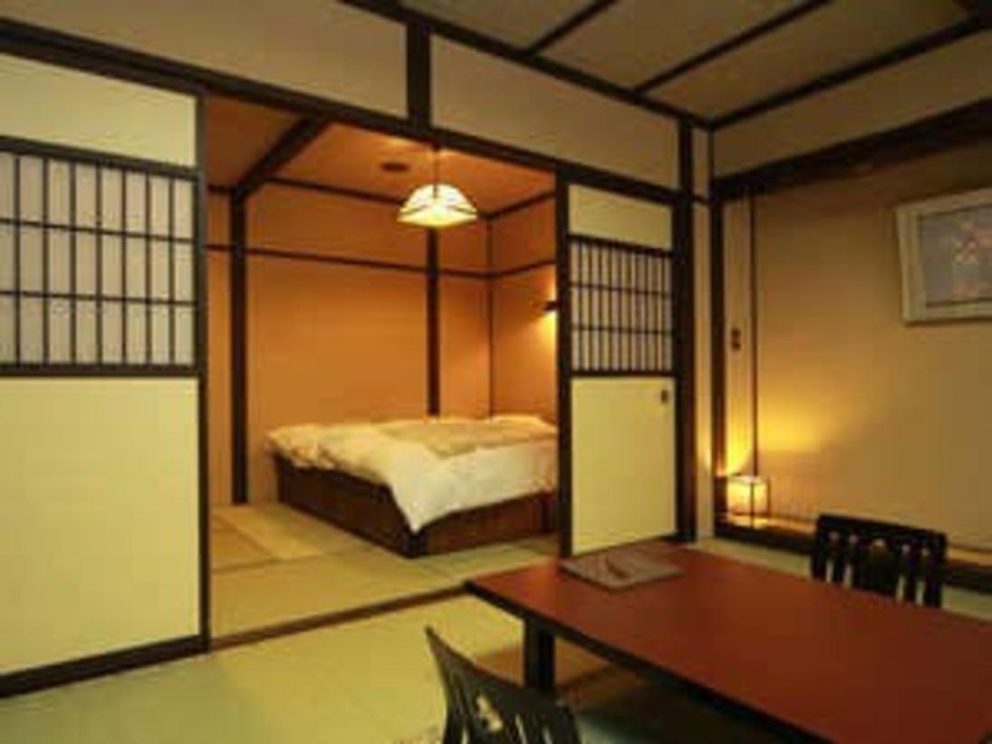 桜桃*広々としたお部屋で、ゆっくりお寛ぎ下さい。