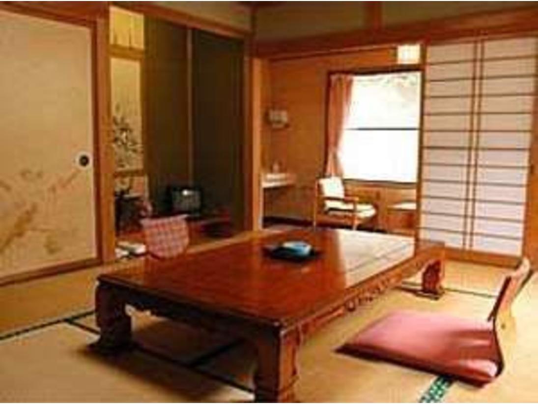 畳のぬくもりがあたたかい和室をご用意いたします
