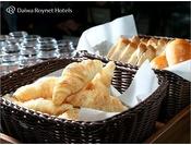 パン/朝食時間6:30~10:00(最終入店9:30)