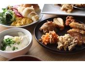 朝食/朝食時間6:30~10:00(最終入店9:30)