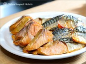 魚/朝食時間6:30~10:00(最終入店9:30)