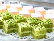 ケーキ/朝食時間6:30~10:00(最終入店9:30)