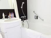 スタンダードな客室のお風呂