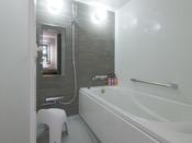 禁煙和洋室Bタイプの客室お風呂