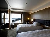 特別室 寝室一例