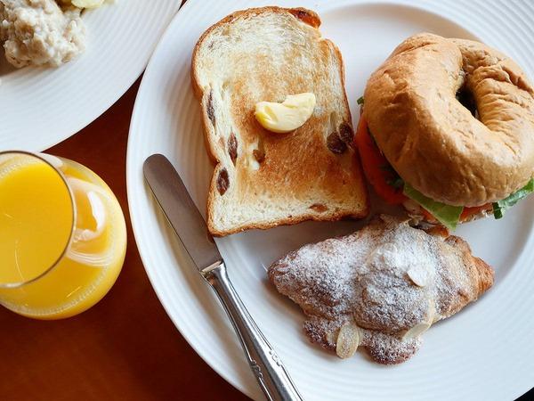 ウェスティン クラブ ラウンジ朝食イメージ