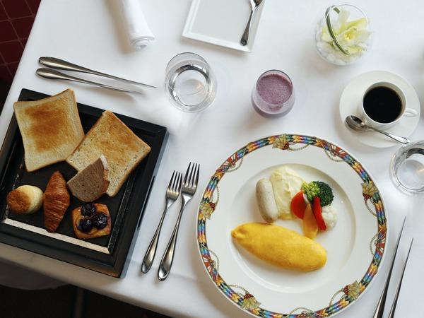 「ビクターズ」朝食イメージ