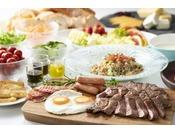 幅広い年齢層のお客様に、安全・安心の食材にこだわった料理をご提供しています。
