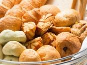 ショートニング・マーガリン不使用の体に優しいパンをご提供しています。