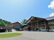 夏の新玉川温泉