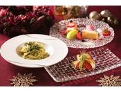 """トラットリア""""ドーノドーノ"""" クリスマスディナーイメージ"""