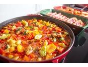彩り鮮やかなで、目にも美味しい野菜がたくさんございます。