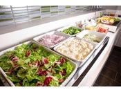 様々なお野菜でいろんな栄養を摂って、体の調子も整います。