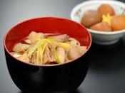 山形の郷土料理「芋煮」「玉こん」もご用意しております!