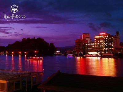 日田温泉 亀山亭ホテル