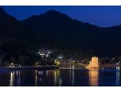 宮島が世界に誇る大鳥居は現在修復工事中です(2020年4月現在)。