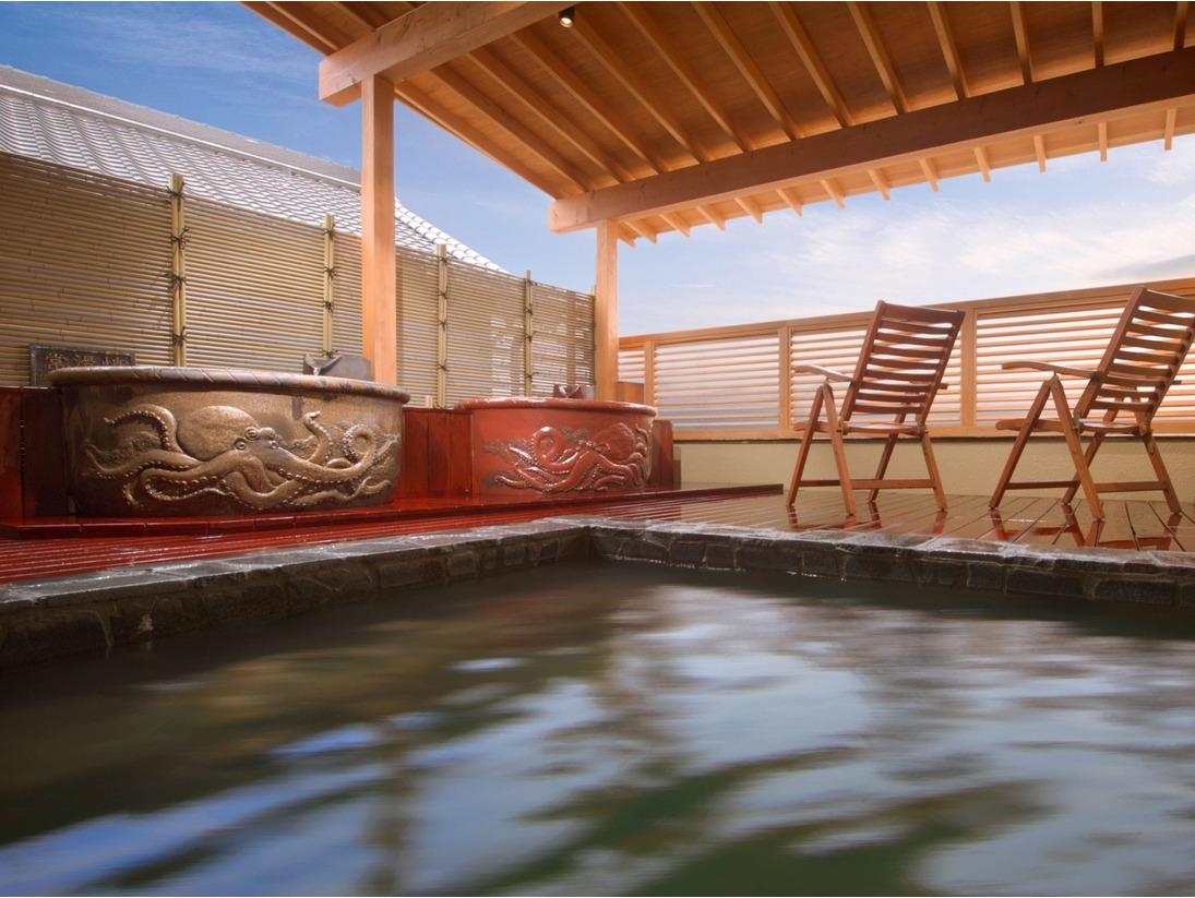 開放感に浸り、潮風のマイナスイオンを全身に浴びてください。