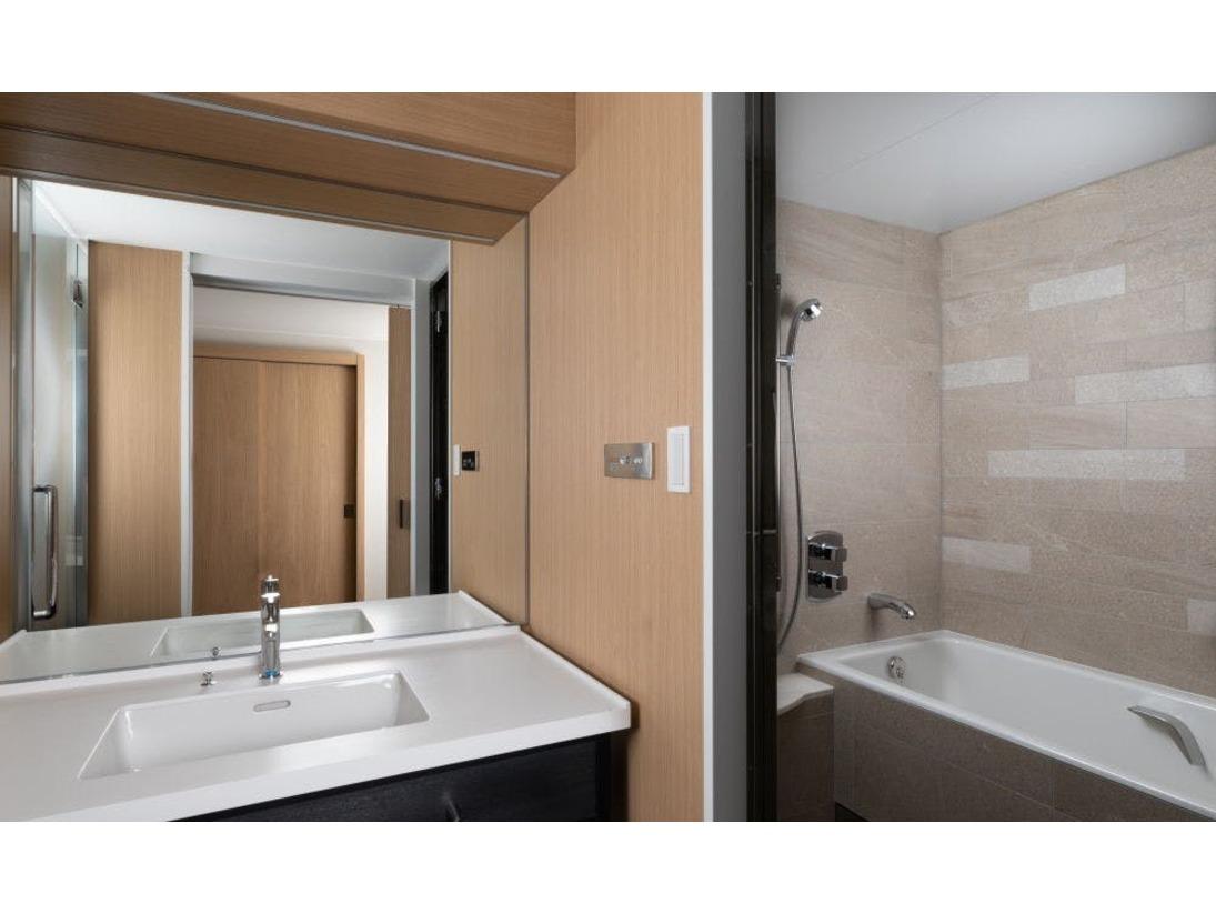 【新】プレミアムフロア バスルーム