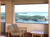 華陽(かよう)棟客室からの風景(一例)
