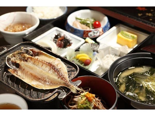 身体に優しい日本の朝食を
