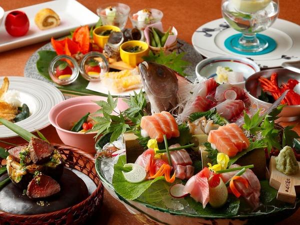 ご夕食お料理[夏](イメージ)