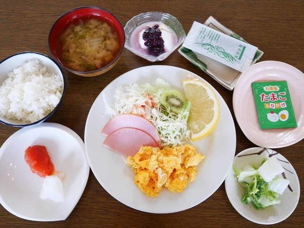 *【食事/朝食一例】
