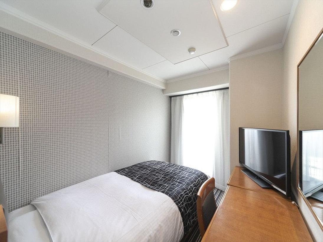 シングルルーム/14平米/ベッド幅120cm