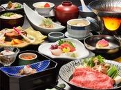 おまかせ季節の和食膳一例