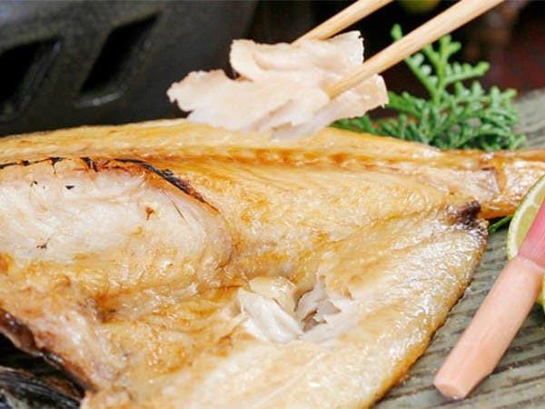 選べる焼き魚和朝食