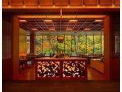葉山:イメージ※モダンな雰囲気の中で四季折々のお食事をお楽しみください